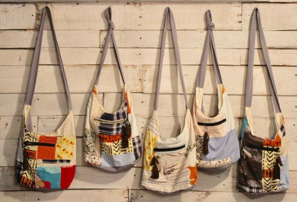 Pieces Sling Bag :: Photo by 2nd Story Goods