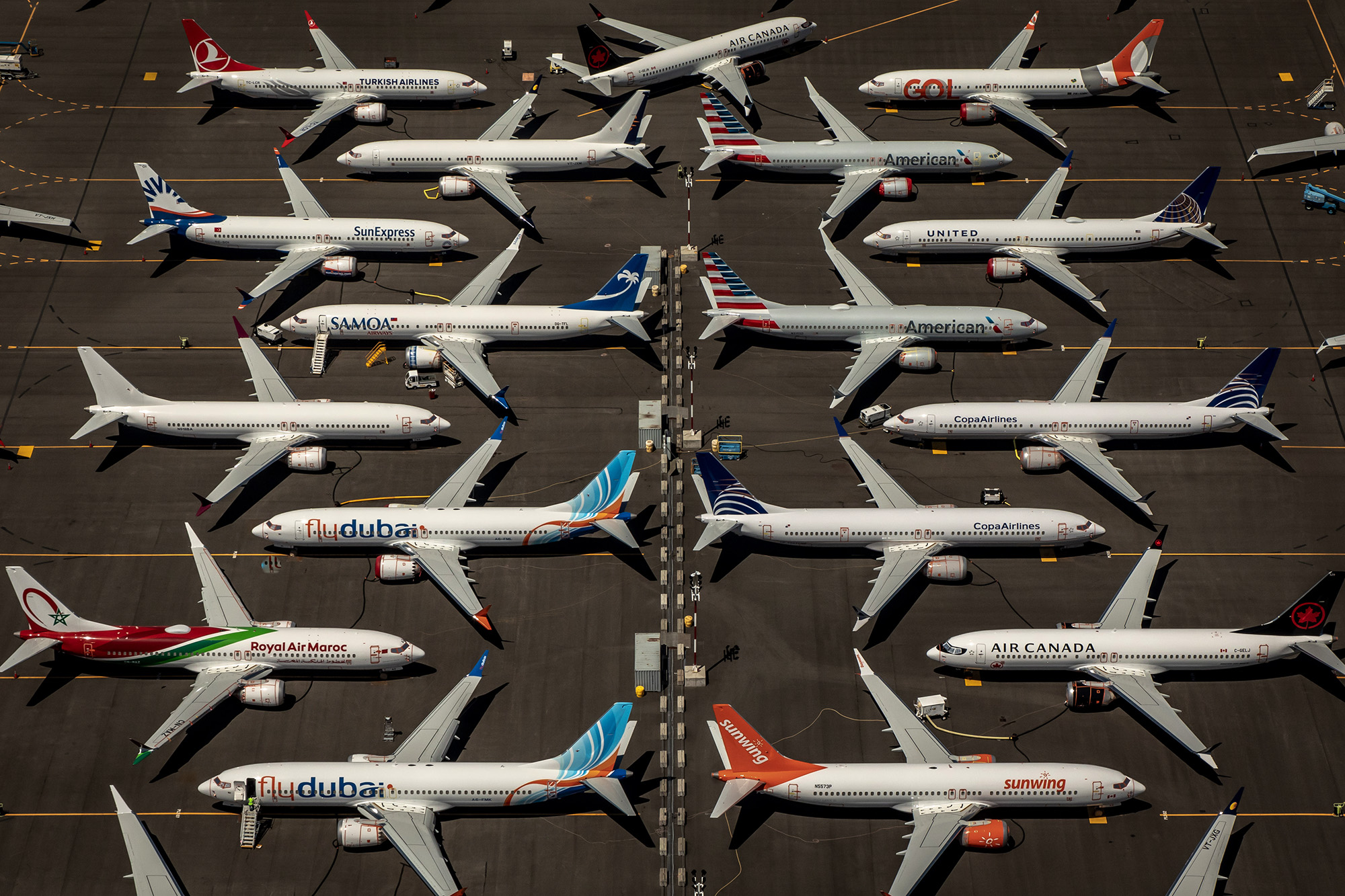 Boeing 737 MAX Saga - August 6, 2019