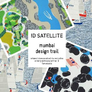 INDIA DESIGN SATELLITE