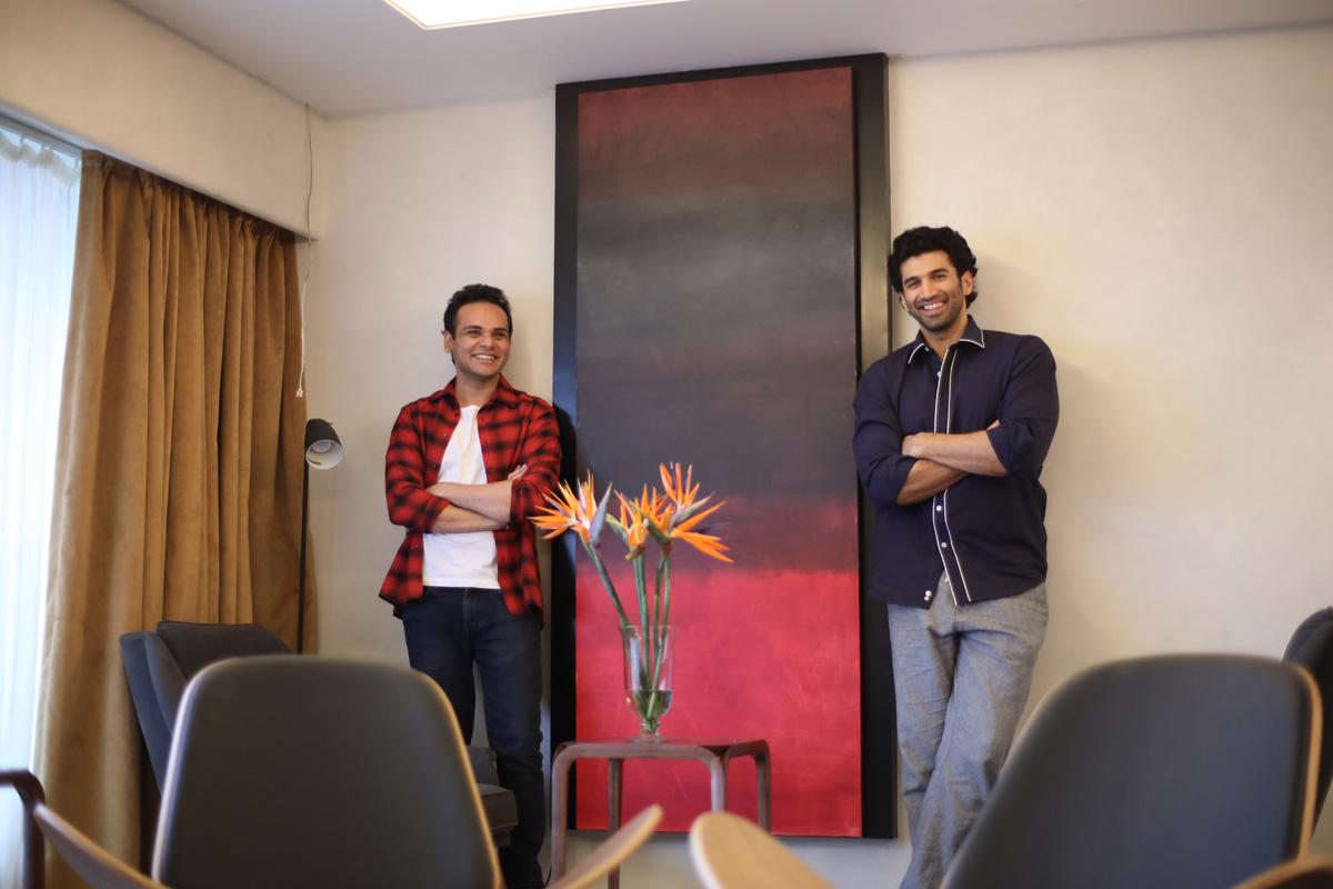 EPISODE 2#Aditya Roy Kapoor - Ultimate Bachelor Pad