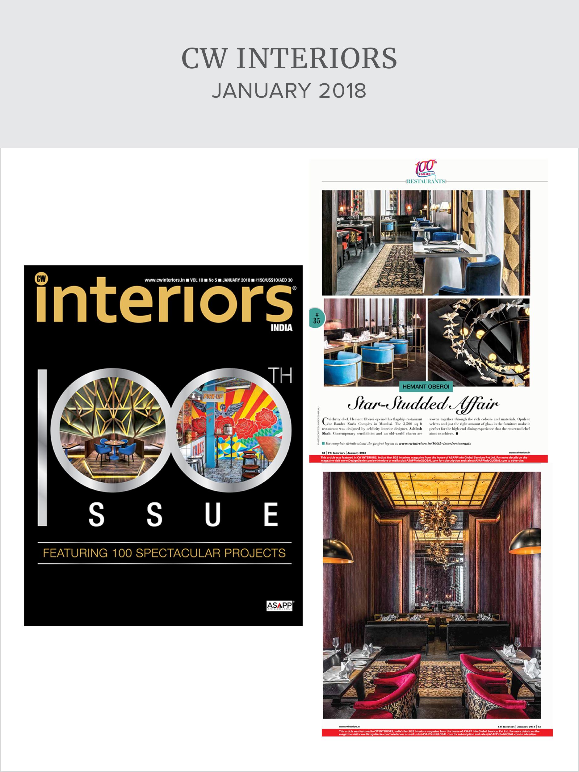 CW interiors 100th issue Jan 2018 Restaurant.jpg