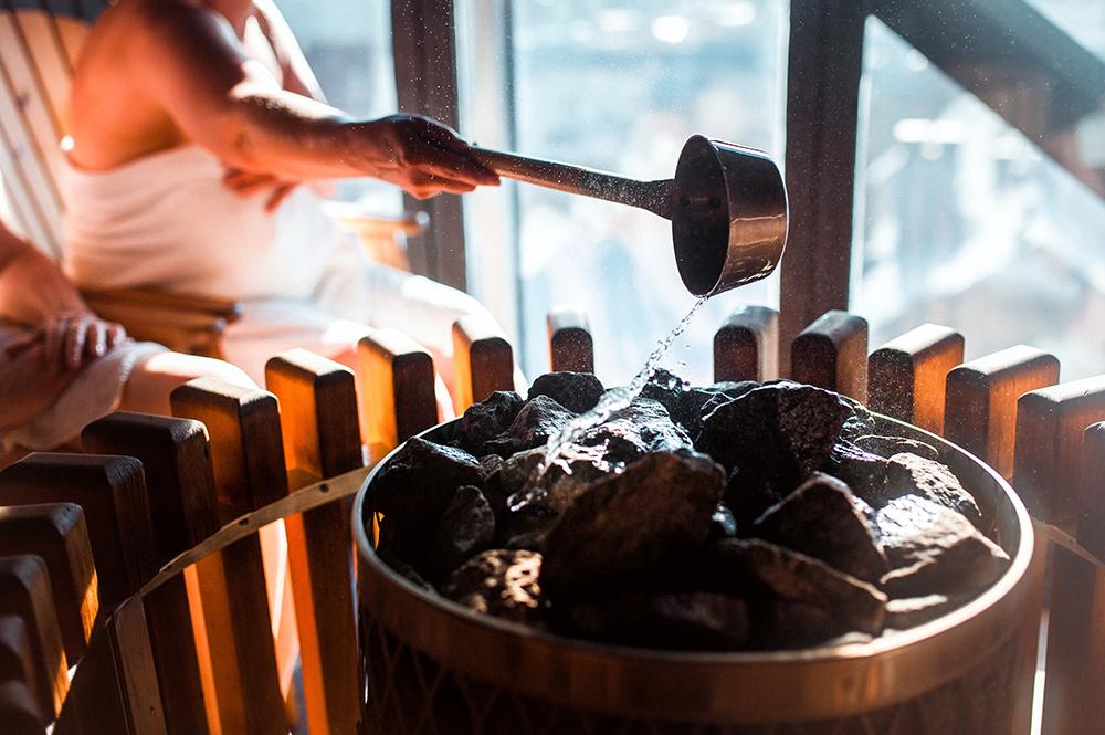 SAUNA: Finnene har en fascinerende saunakultur. Foto: Eetu Ahanen/Helsinki Marketing