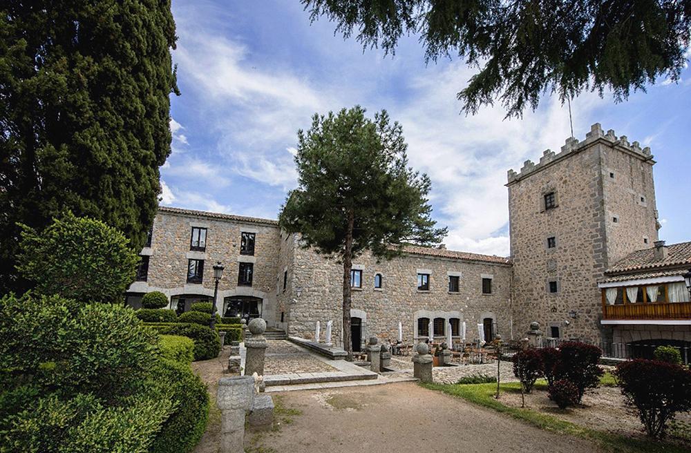 PARADOREN I ÁVILA: Et nydelig hotell med flott beliggenhet. Foto: Parador.es