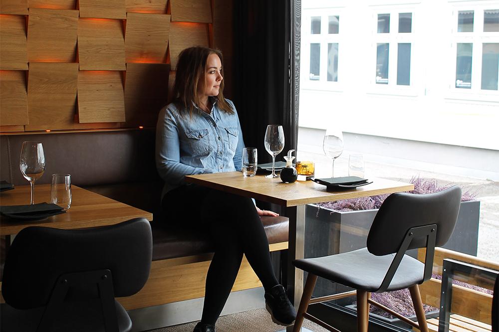 TENK KOFFERT I LILLESTRØM: Etter min mening er Hinoki den beste restauranten i Lillestrøm. Jeg synes stedet serverer fantastisk sushi og gode drinker. Foto: Hedda Bjerén