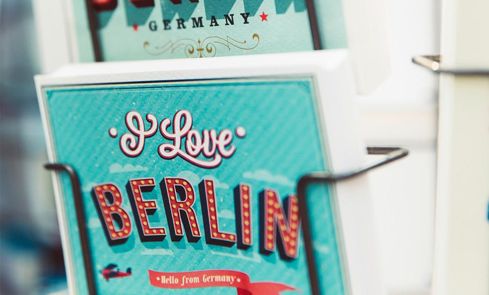 BERLIN: Berlin er en kul storby, med mange gode spisesteder. Foto: Unsplash