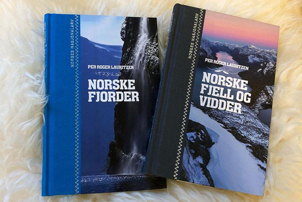 VINN BOKPAKKE FRA FONT FORLAG: Vinn to bøker til deg og to bøker du kan til en annen lese- og reiseglad venn.