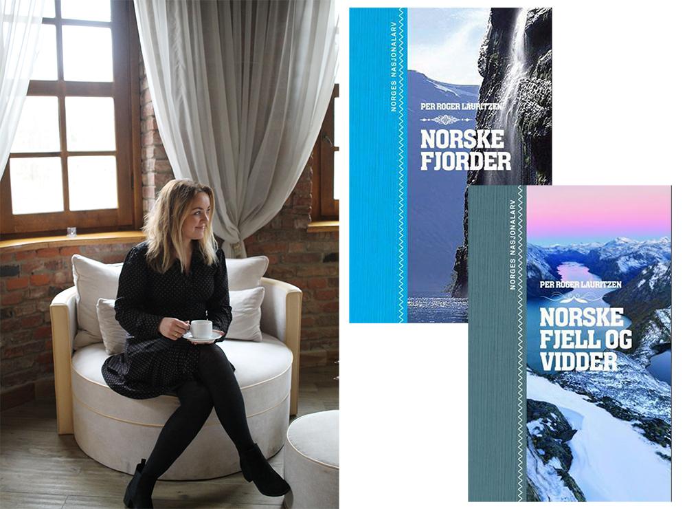 REISEBLOGGEN TENK KOFFERT: Vinn bokpakke fra Font forlag! Foto: Tenk Koffert