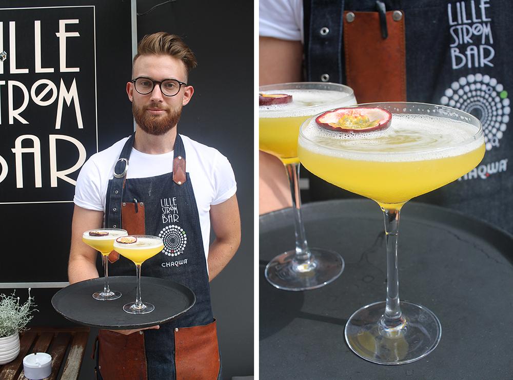 AUGUST: I august teste jeg Lillestrøms beste bar! Foto: Tenk Koffert