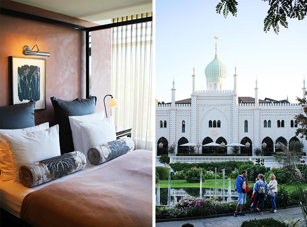 SEPTEMBER: Nimb er et staselig hotell, som ligger midt i Tivloi i København! Foto: Tenk Koffert