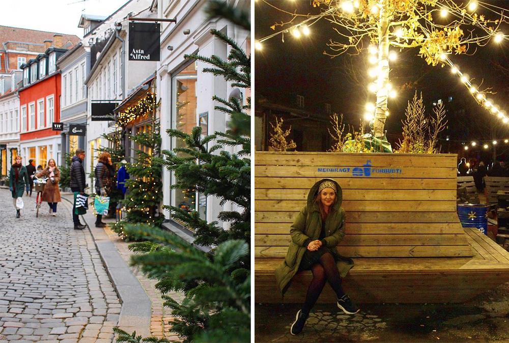 DESEMBER: Jul i Aarhus. Foto: Tenk Koffert