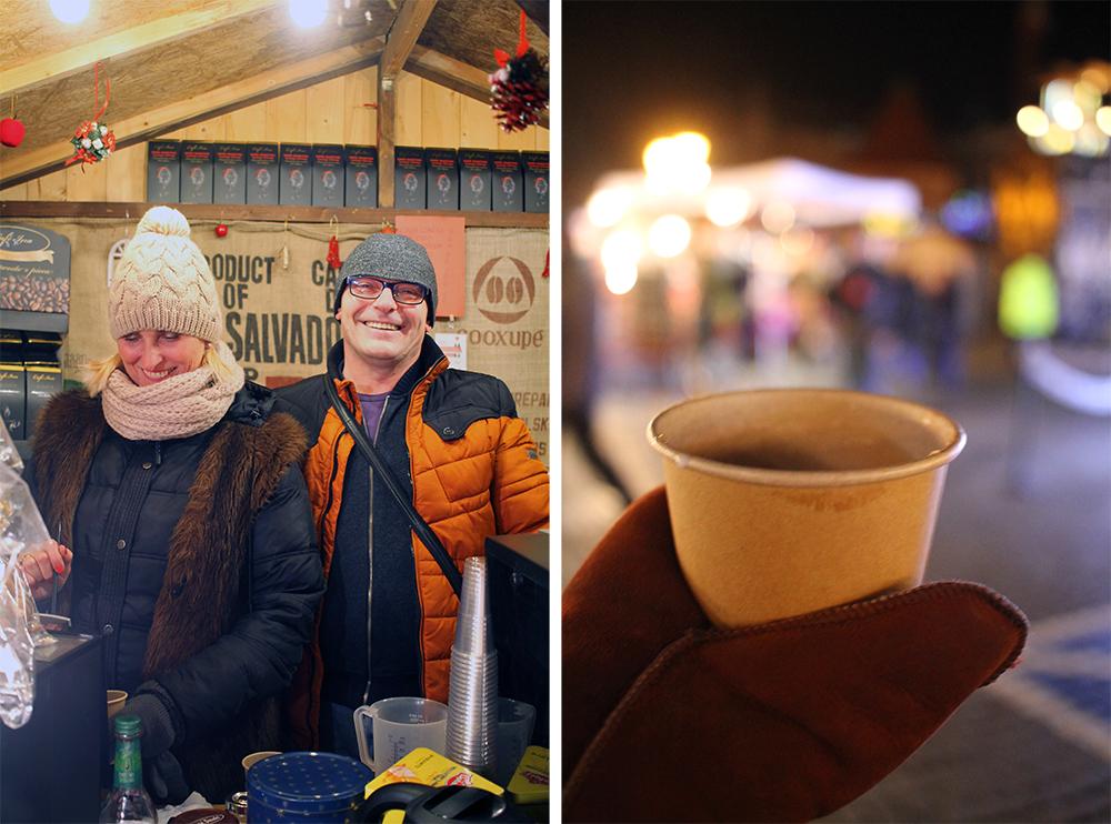 JULEMARKED I GDANSK: Ta en langhelg i Gdansk i desember, og opplev det koselige julemarkedet der. Foto: Tenk Koffert