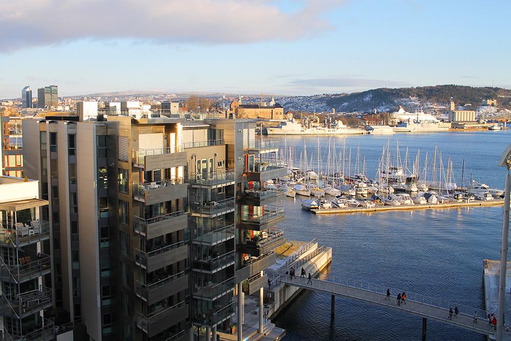 STORBYWEEKEND I OSLO: Unn deg selv en  luksuriøs storbyhelg i hovedstaden. Tipsene finner du her.  Foto: Tenk Koffert