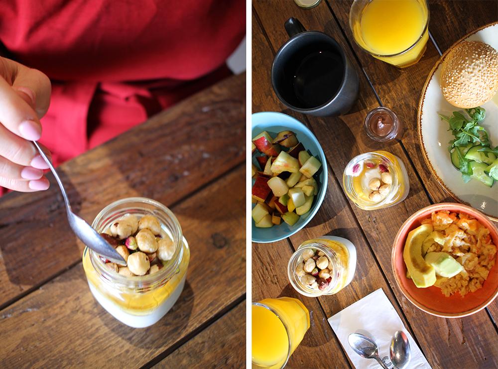 NYTT KONSEPT: Restaurantopplegget på Cook's Club er et helt nytt konsept. I tillegg til frokost, kan du spise for 16 euro per dag inkludert i prisen. Foto: Tenk Koffert