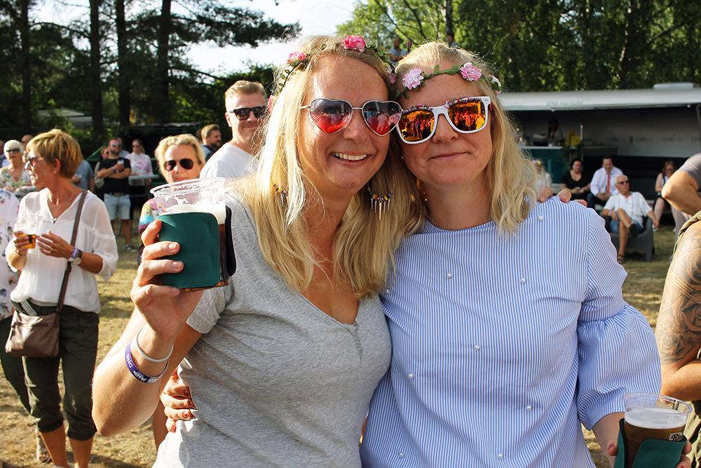 NEBBENFESTIVALEN: Det var god stemning på Nebbenfest i fjor — blir du med i år? Foto: Tenk Koffert