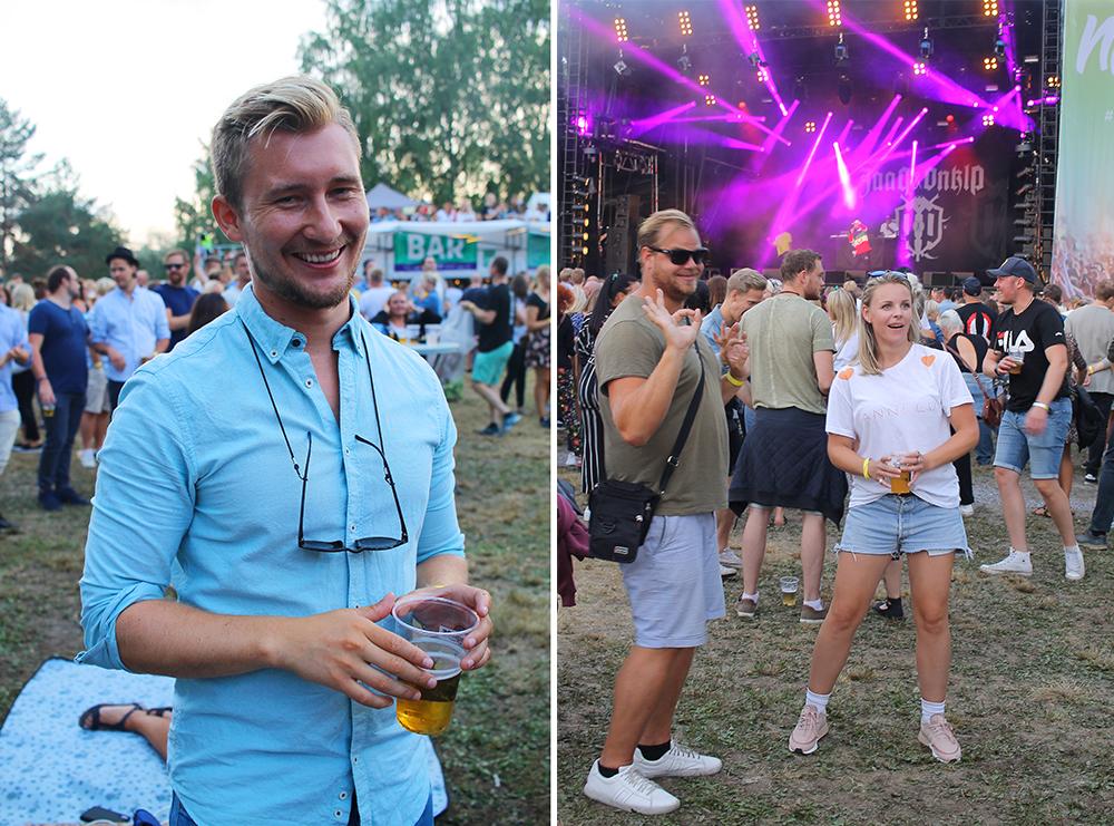 NEBBENFESTIVALEN: Musikkfestivalen arrangeres i mai i år. Foto: Tenk Koffert