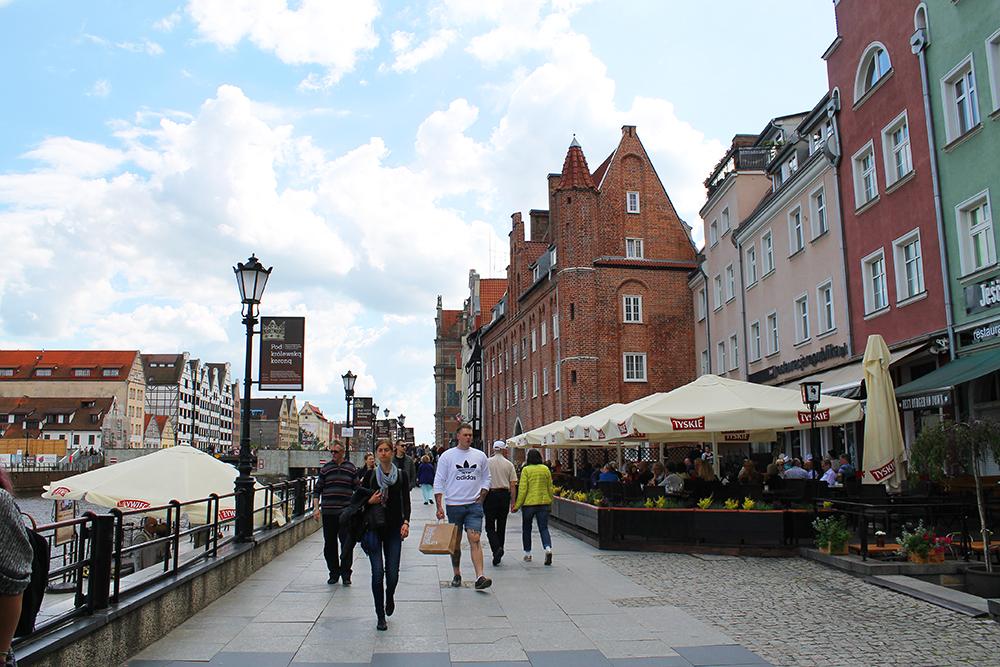 GDANSK: Gdansk ligger praktisk til for deg som har lyst til å utforske hva mer Polen har å by på. I umiddelbar nærhet fra Gdansk, finner du mange flotte perler. Foto: Tenk Koffert
