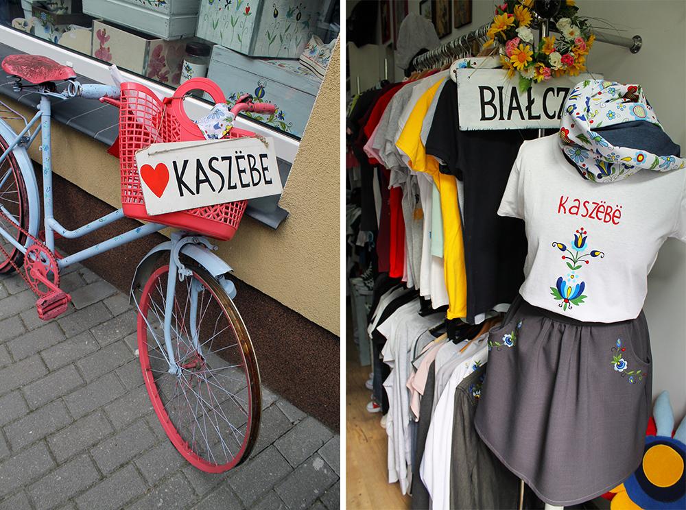 KASJUBISK: Kocierzyna ligger i Kaszuby, en kulturell region i Nord-Polen, som er en del av Pommern, hvor kasjuberne bor. Kasjuberne har lange tradisjoner som de er meget stolte av. Foto: Tenk Koffert