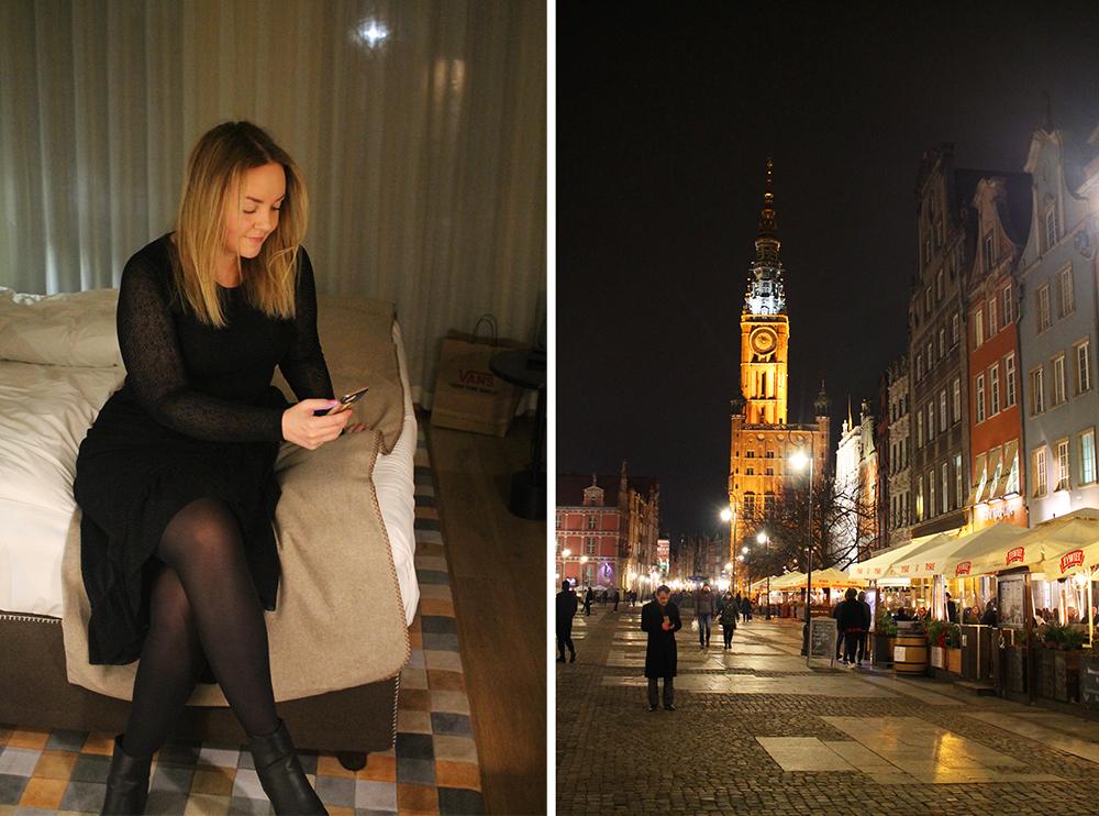 TENK KOFFERT I POLEN: Her er jeg i Gdansk, en by jeg liker svært godt. Hvis du vil følge meg på mine reiser, kan du finne meg på  Instagram: @tenkkoffertcom  og på  Facebook.  Foto: Tenk Koffert