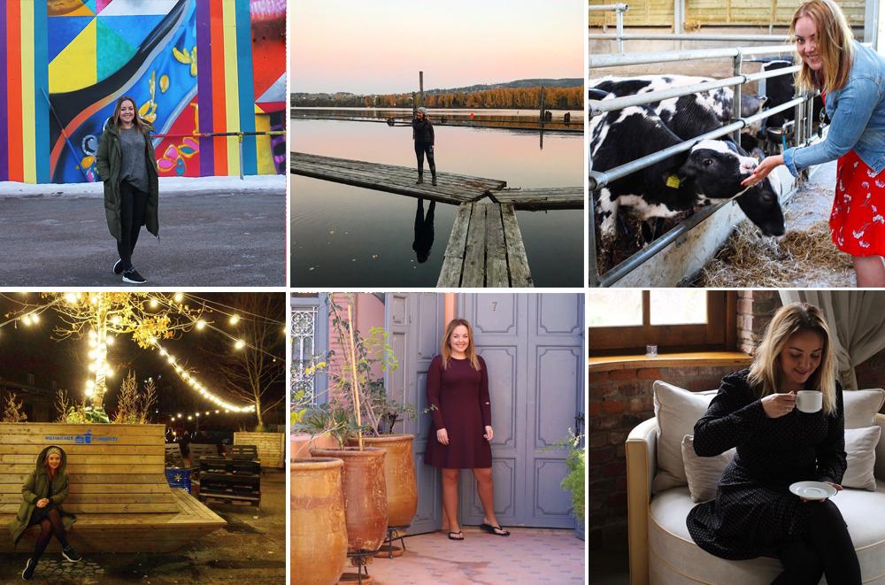 TENK KOFFERT PÅ REISE: Bli med meg på reise! På Instagram ( @tenkkoffertcom ) og  Facebook  kan du følge reisene mens de skjer. Foto: Tenk Koffert