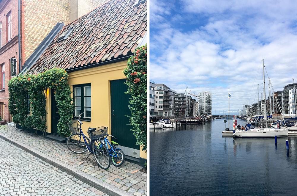 MALMØ: Malmø er en koselig by med mange bra hoteller og spisesteder. Foto:  Maria Bobrova / Unsplash