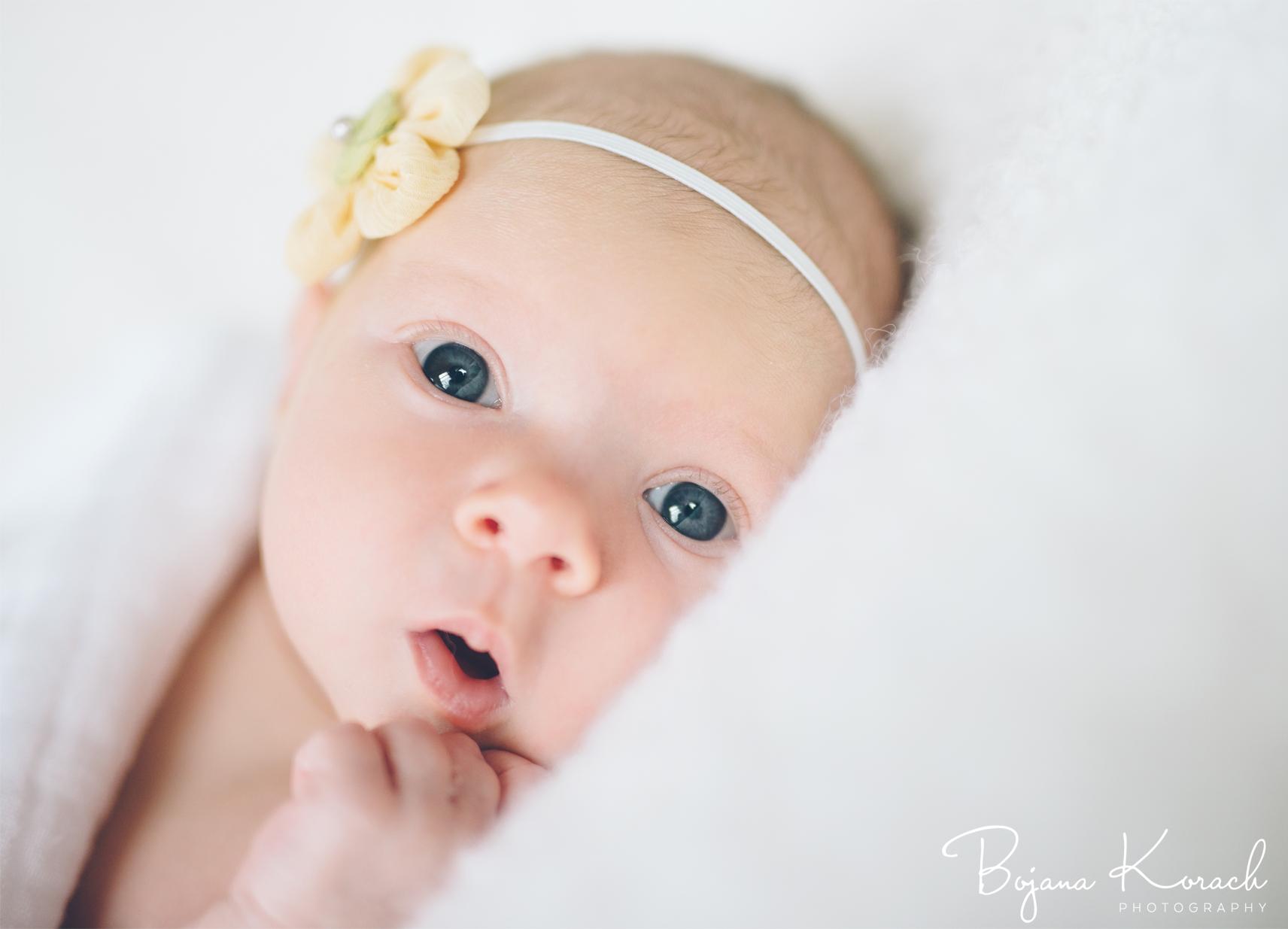 wicker park newborn baby girl