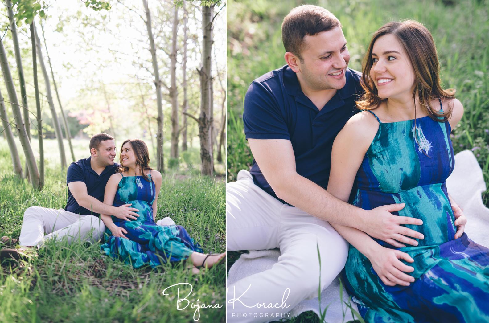 san francisco maternity photo