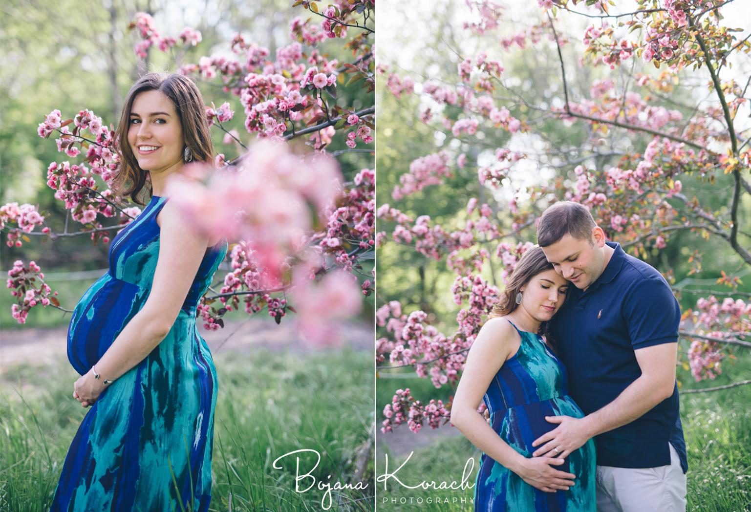 san francisco maternity spring