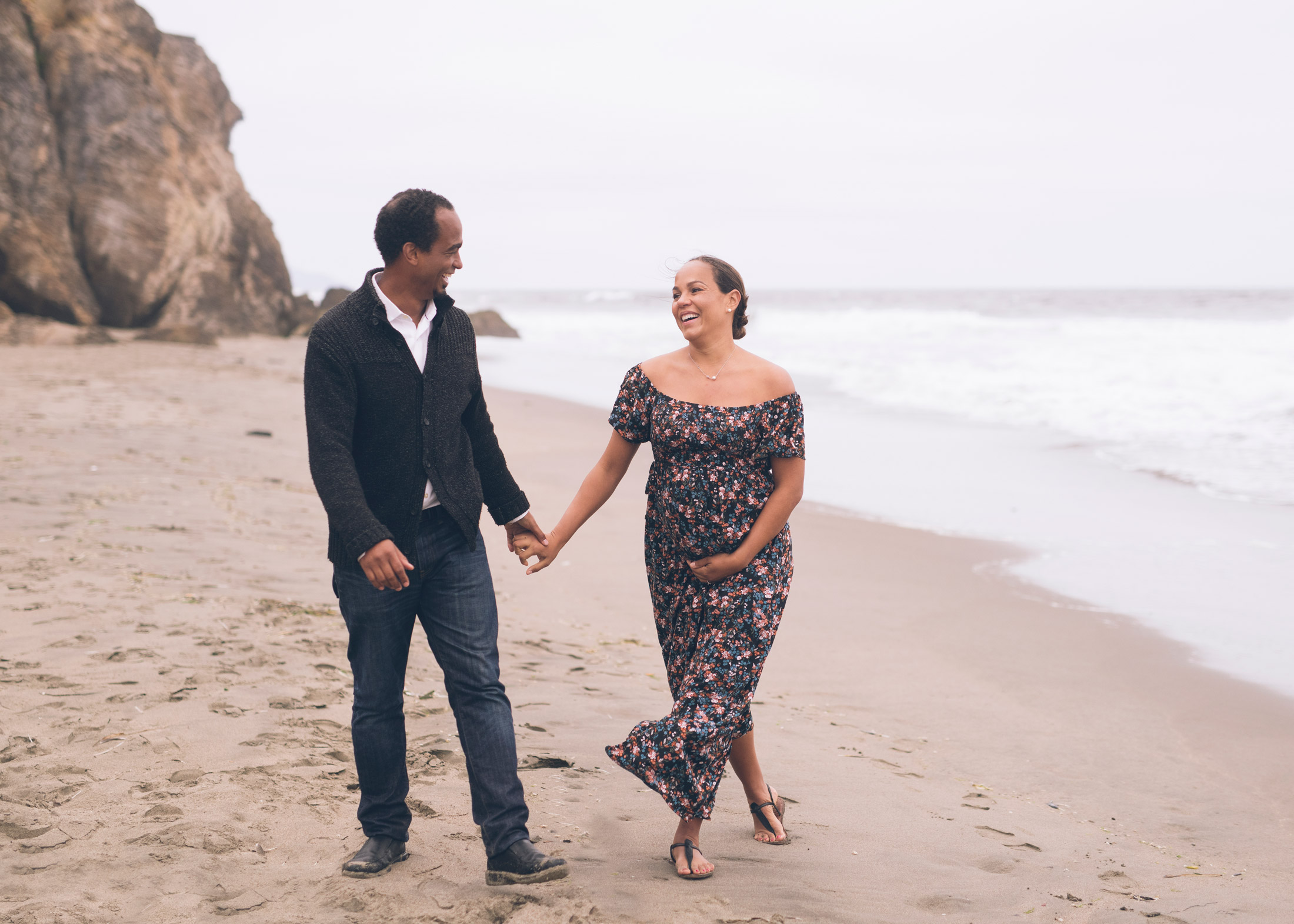 san francisco california beach maternity photoshoot.jpg