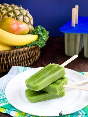 kale smoothie pops (not CACFP creditable)