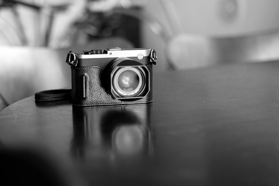 LEICA M-P / SUMMILUX-M 50mm f1.4 ASPH. Black Chrome