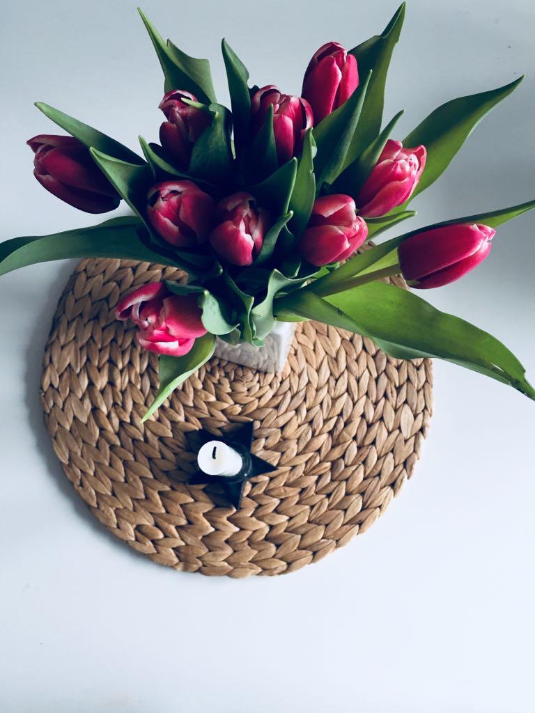 Blommor på er! Ha en skön onsdag!