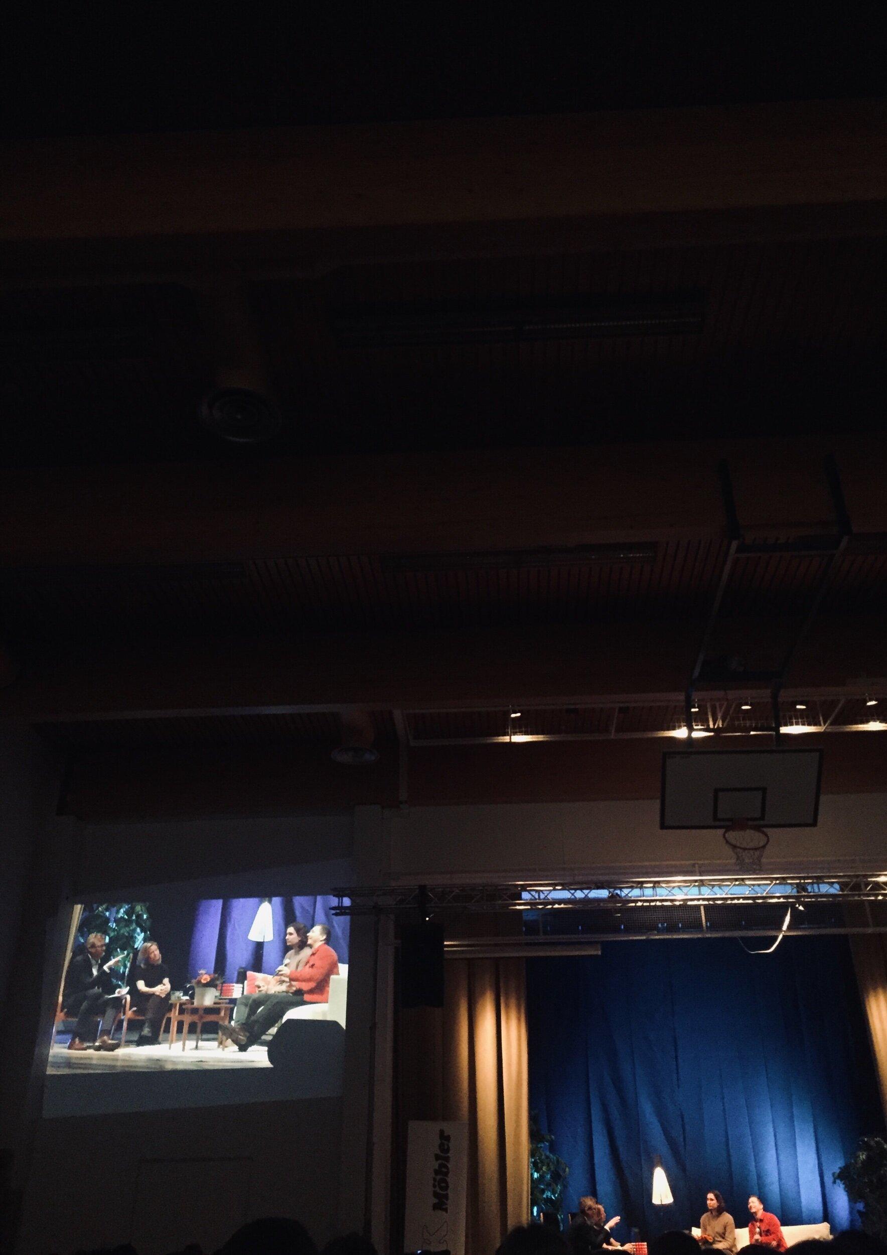 """Den fantastiska inledningen på dagen """"Efter Nio""""-morgonshow med Merete Mazzarella, Sören Lillkung, Rafael Donner och Fredrik Furu."""