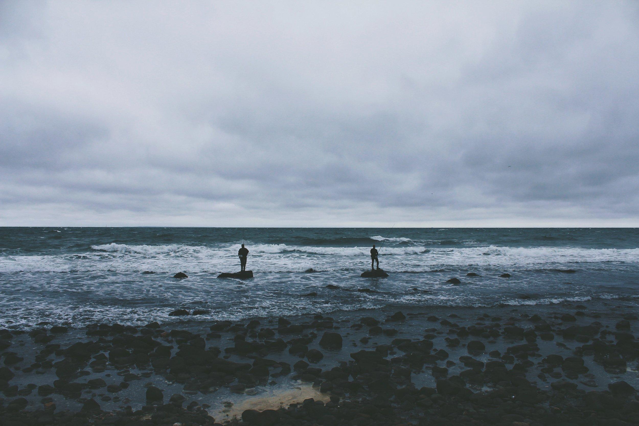 Two Fisherman - Montauk, NY.jpg