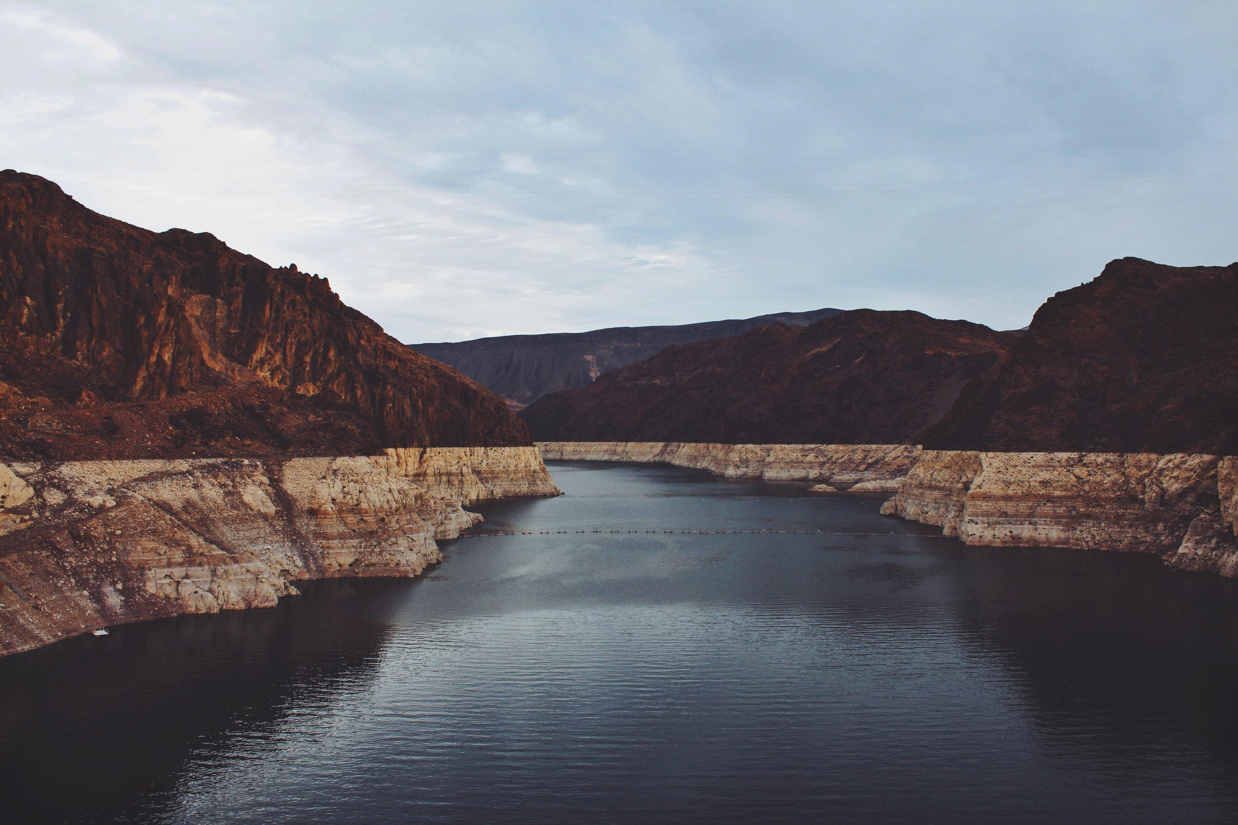 Colorado River - Hoover Dam, NV.jpg