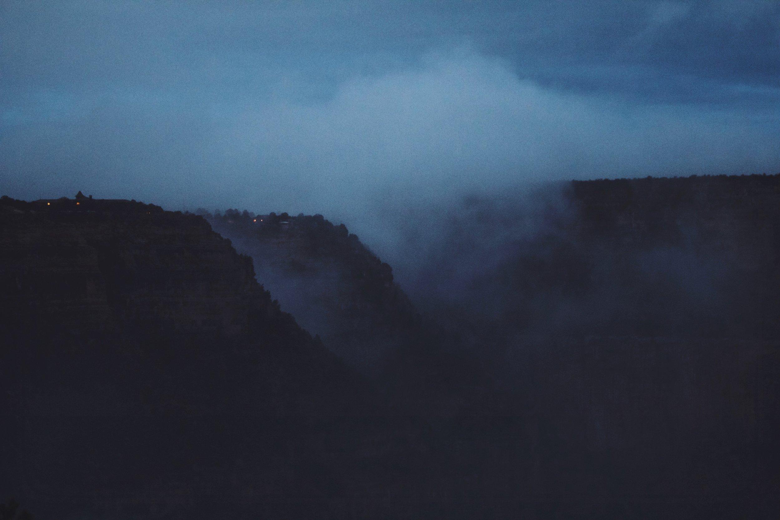 Early Morning Fog - Grand Canyon National Park, AZ.jpg