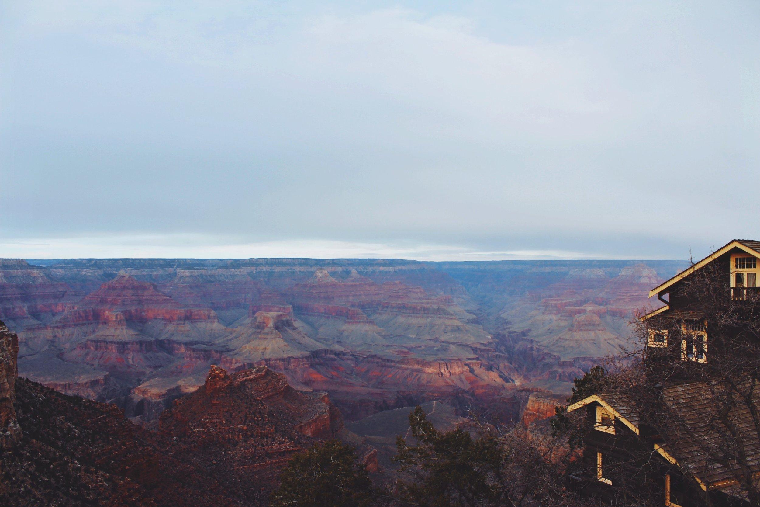 Grand Canyon National Park - House on South Rim, AZ.jpg