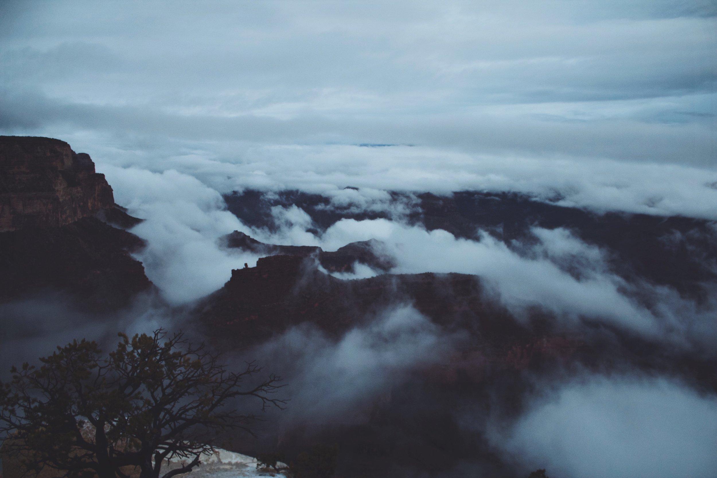 Morning Fog - Grand Canyon.jpg