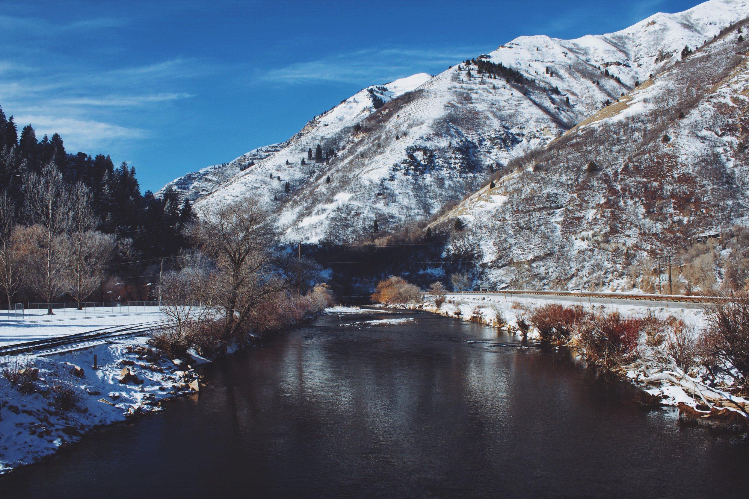 Provo River - Vivian Park, UT.jpg