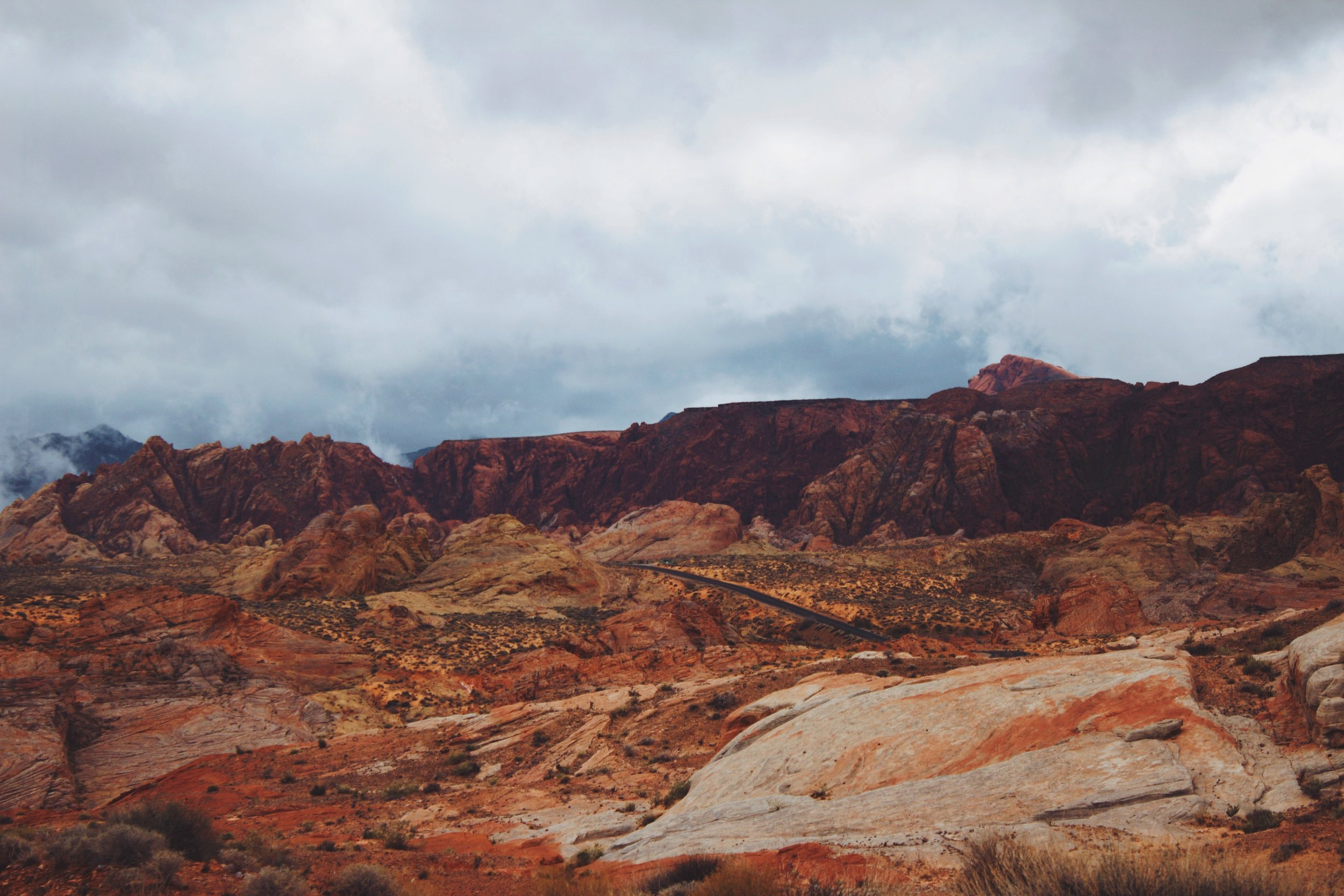 Road Of Fire - Valley Of Fire, NV.jpg