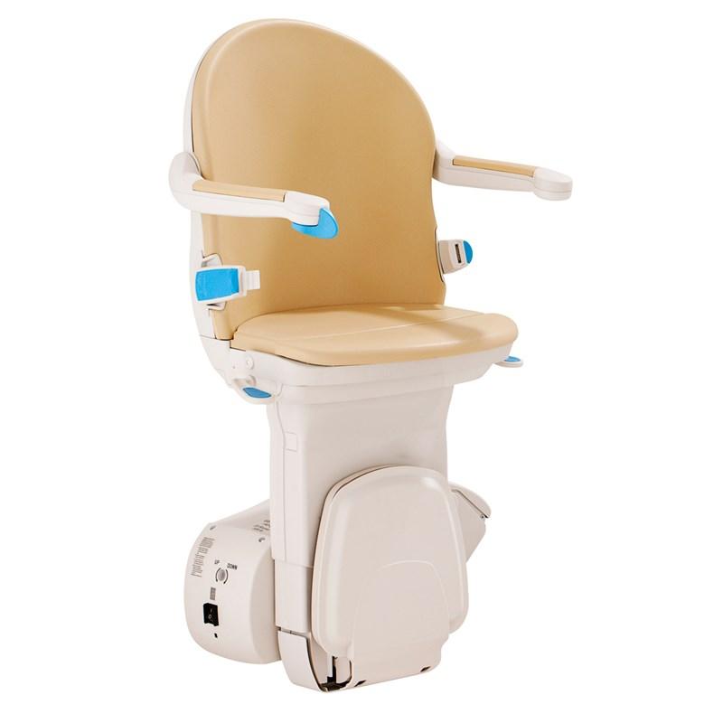 Handicare Simplicity Plus Footrest Folded