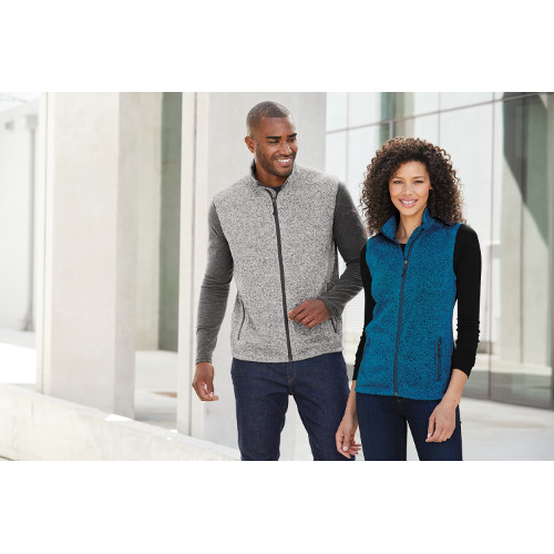 Port Authority ® Sweater Fleece Ves