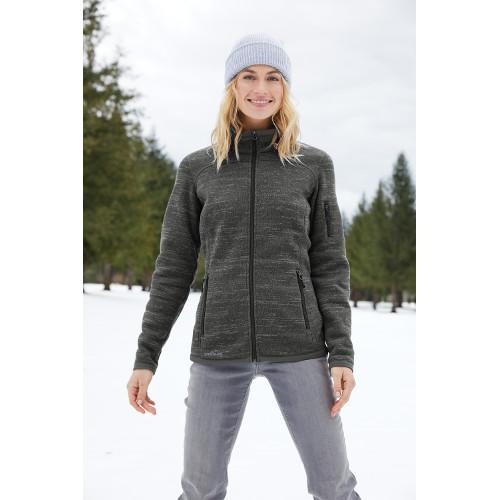 Eddie Bauer ® Ladies Sweater Fleece Full-Zip