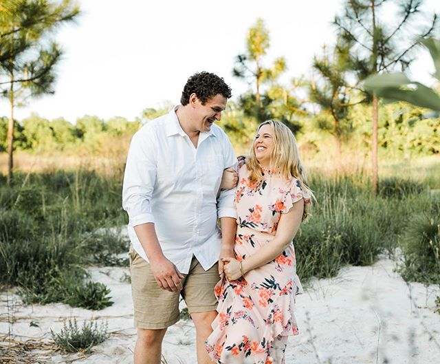 Got to spend my last day in Clemson before summer running around the botanical gardens with the lovely @burandee_  and her soon to be hubby! She was the winner of our giveaway! I hope everyone else's summer is as sunny and happy as these two 💛 #aliciacaitlynphotography