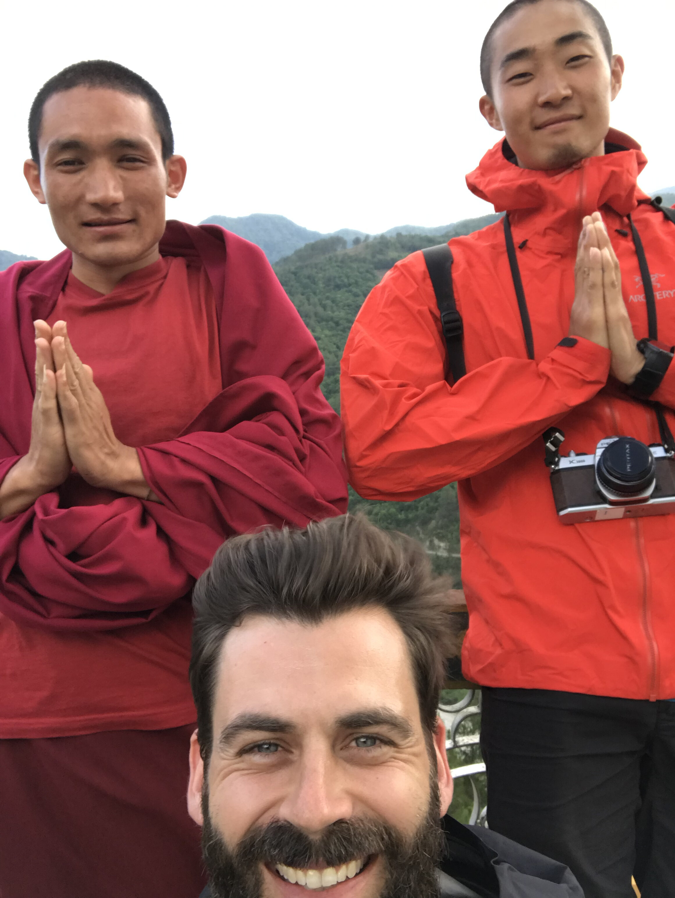 / June 2019 /   Leading a film photography workshop in Bhutan with the Kodak Camera Club, Arc'teryx and COMO Hotels
