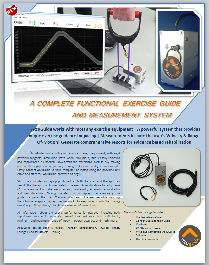 AccuGuide Brochure - Click here to download