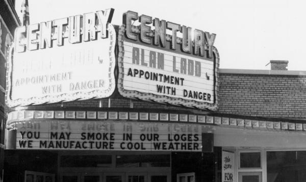Showtimes — Century Cinemas 3
