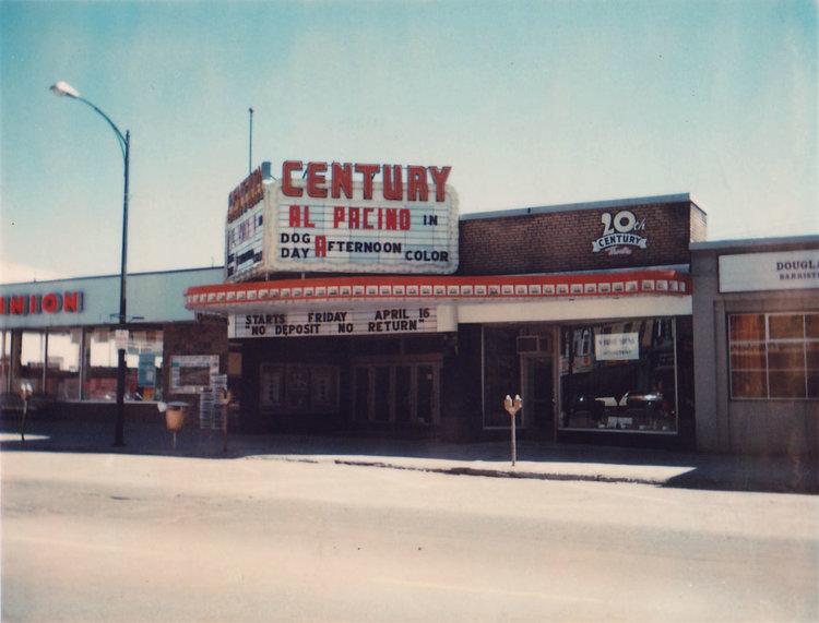 Century Cinemas 3 - Our Story — Century Cinemas 3