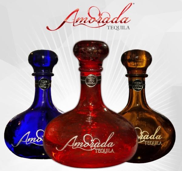 Amorada Tequila  Blanco, Añejo, Reposado