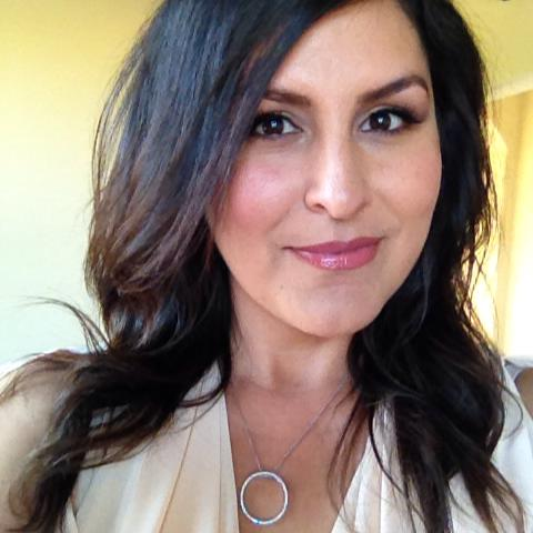 Dani Rodriguez - She's been sharing positive words and quotes for several years on Facebook but felt she wasn't reaching enough women.