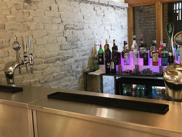 Option 1: Normal Pay Bar - Our most popular option involves your guests purchasing drinks from the bar.